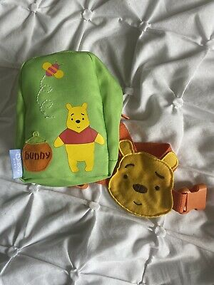 £3 • Buy Toddler Back Pack Walking Reins - Winnie The Pooh Disney. Excellent Condition