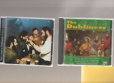 £3.89 • Buy The Dubliners:  The Dubliners + Seven Drunken Nights / TWO CD Albums