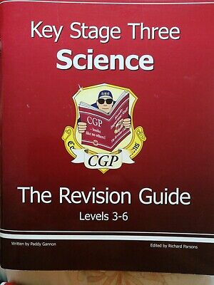 £0.99 • Buy Cgp Revision Guide Key Stage 3 Science