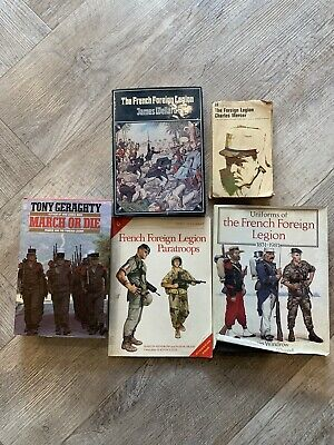 £25 • Buy French Foreign Legion Books