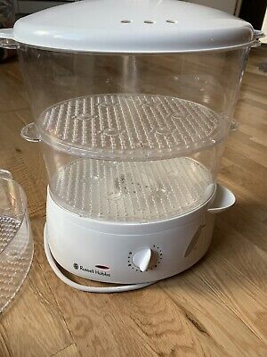£15 • Buy Russell Hobbs 3 Tier Food Steamer, Hardly Used, Excellent Condition