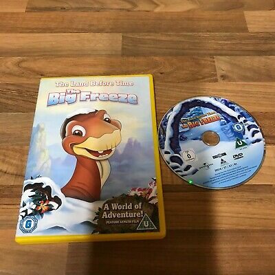 £6.99 • Buy The Land Before Time The Big Freeze DVD