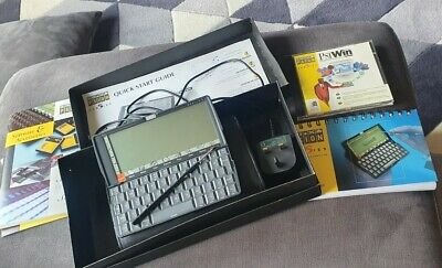 £45 • Buy PSION Series 5 Handheld Computer In Box With All Original Parts & Working.