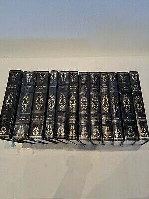 £15 • Buy Literary Heritage Collection By Heron - 12 Vintage Classic Hardback Books.