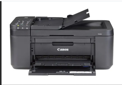 View Details New Black Canon PIXMA TR4522 Wireless All-in-One Inkjet Office Printer With Ink • 88.99$