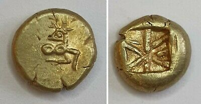 £615.67 • Buy Rare Grece Gold Coin ,EL Sixth-stater Or Hecte DEER ,IONIA. Phocaea- 2.47g.
