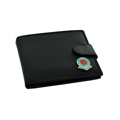 £23.99 • Buy Coventry FC 'The Sky Blues' Football Club Genuine Black Leather Wallet