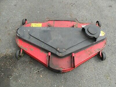 £424.50 • Buy Countax  Ride On Mower Rear Discharge 48″ Cutting Deck Only,