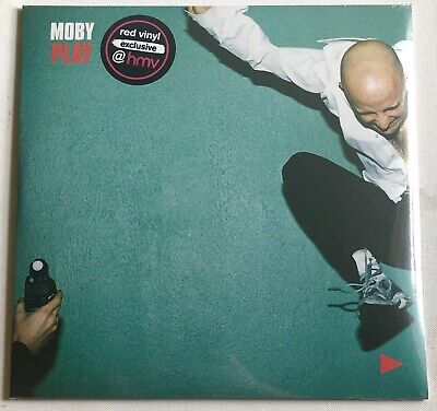 £129.99 • Buy Moby - Play Hmv 2lp Red Vinyl 1000 Only Sealed 2020 Record