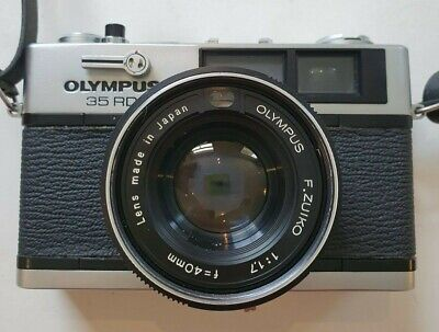 £31 • Buy OLYMPUS 35 RD Camera And Lens With Old Original Case