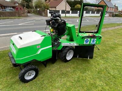 £7950 • Buy Greenmech F-50CH Commercial Stump Grinder Like Terex