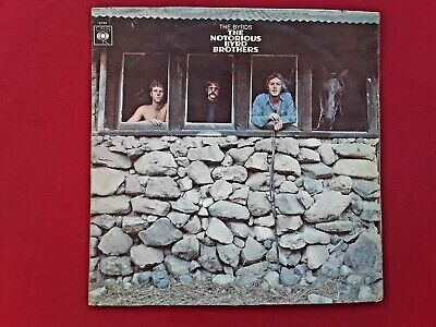 £10 • Buy The Byrds - The Notorious  Byrd Brothers - Phychadelic  Rock -12  Vinyl  Lp