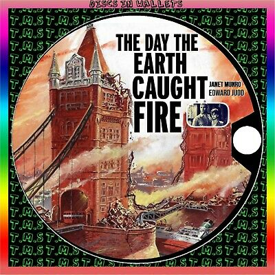 £2.90 • Buy  Day The Earth Caught Fire  Sci-Fi   Edward Judd