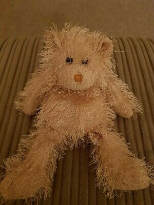 £1.20 • Buy TY BEANIE BABIES, Frizzy The Bear, Punkies Collection, 2002