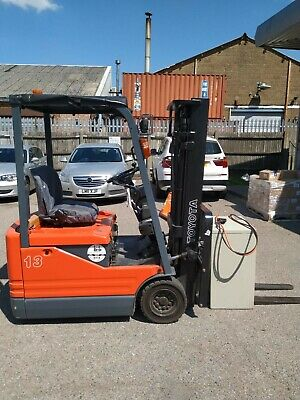 £3500 • Buy Toyota Electric Forklift Truck, Immaculate Condition, Please See Images Ex VAT