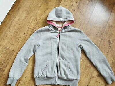 £10 • Buy Mini Boden Girl Shaggy Lined Hoodie/Jacket Size 13-14 Years (Size S)