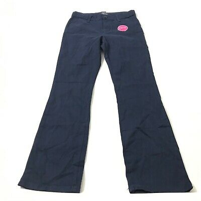 £10.55 • Buy Childrens Place Girls Flat Front Blue Chinos Adjustable Waist Size 10 New