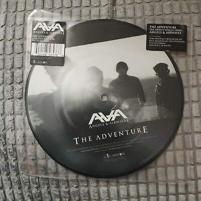 £15 • Buy Angels And Airwaves The Adventure 7  Vinyl Single Sided Picture Disc AVA
