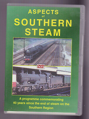 £13 • Buy Aspects Of Southern Steam (DVD) Railway DVD ~ Transport Video Publishing DVD