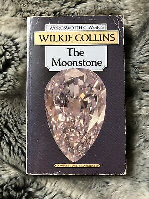 £3.20 • Buy The Moonstone By Wilkie Collins (Paperback, 1992)
