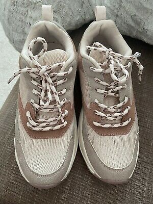 £2 • Buy Pink Primark Chunky Trainers - Size 5