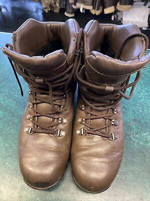 $90.34 • Buy Army Surplus Iturri Ex Military Brown Boots Size 10L