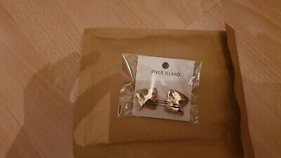 £2.90 • Buy Womans Gold River Island Earings Never Worn Party Club Evening Costume Jewelry