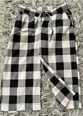 £3 • Buy ASOS Maternity Checked Cropped Trousers - Size 10
