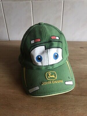 £7.50 • Buy Unusual John Deere Cap. Embroidered Logo, For The Young Farmer/enthusiast?
