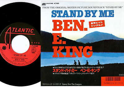 £2.17 • Buy Ben E. King, The Coasters - Original Sound Track  Stand By Me  | 7  Japan P-2198