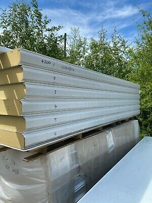 £25 • Buy Coldroom Panels Various Lengths
