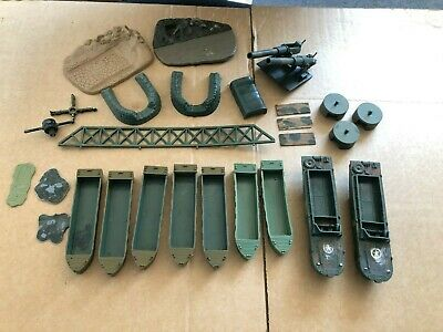 £5.95 • Buy Collection Of Airfix Army Vehicles Gun Emplacement / Bases Etc. For Spares