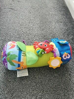 £3.50 • Buy Baby Einstein Baby Tummy Time Roller Prop Pillow Cushion Activity Toy Sensory