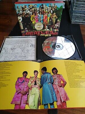 £4.99 • Buy The Beatles - Sgt. Pepper's Lonely Hearts Club Band (1992)