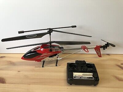 £12.99 • Buy SO31 SYMA R/C 27MHz Gyroscopic Stabilised Model Helicopter (PARTS ONLY)