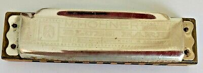$15 • Buy Harmonica Vintage Antique M. Hohner Germany Blues Harp Great Condition No Case