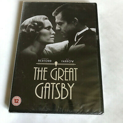 £2.85 • Buy The Great Gatsby (DVD, 2013) Robert Redford / New & Sealed / R2