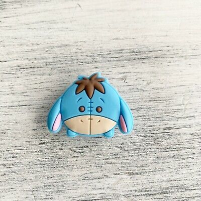 £0.70 • Buy Eeyore Shoe Accessory Charm Button Pin For Clog/croc Shoes