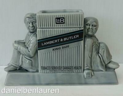 £10 • Buy Vintage Wade Lambert And Butler Cigarettes Promotional Ashtray