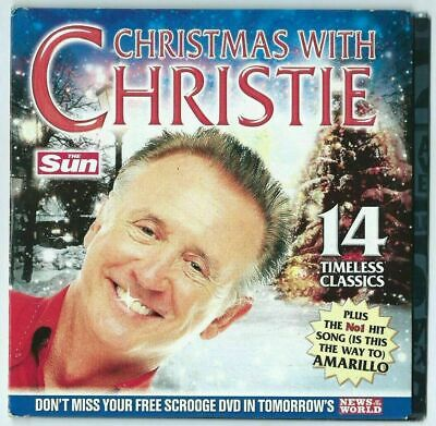 £0.99 • Buy Christmas With Christie - Tony Christie Daily Mail CD