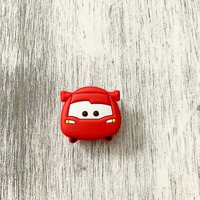 £0.70 • Buy Red Car Shoe Charm Button Pin For Clog Croc Shoes