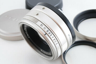 $ CDN560.10 • Buy  Excellent+++++ CONTAX Carl Zeiss Planar T* G 35mm F2 For G1 G2 From Japan #8607