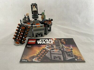 £5 • Buy LEGO Star Wars Carbon-Freezing Chamber (75137) 100% Complete Classic Set
