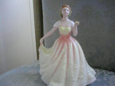 £15 • Buy Royal Doulton Lady Of The Year 1995 Deborah Limited To 1995 ONLY. Beautiful!