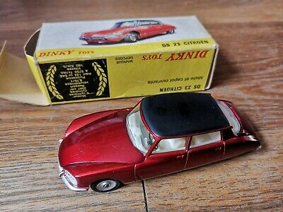 £110 • Buy Spanish Made French Dinky 510 Citroen DS 1970s Issue ORIGINAL Model In Box