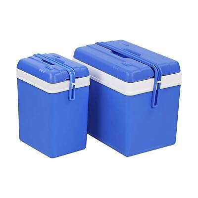 £33.99 • Buy 2 Piece Insulated Large Cooler Cool Freezer Box Camping Picnic Box Small/Large