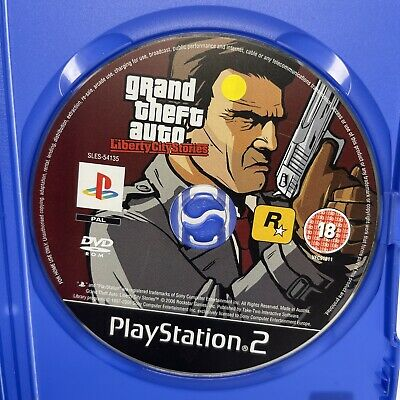£3.49 • Buy PS2 GTA Grand Theft Auto: Liberty City Stories - Disc Only
