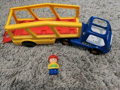 £4.99 • Buy Toy Chunky Car Transporter! Chad Valley! Lights And Sounds!