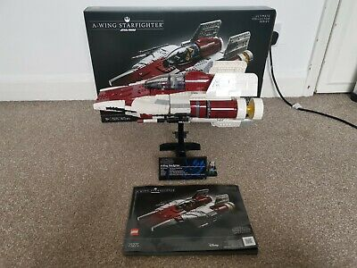 £150 • Buy UCS LEGO Star Wars A-Wing Starfighter (75275)