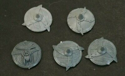 £4.99 • Buy Games Workshop AOS Slaves To Darkness Chaos Marauder Shields X5 MB678